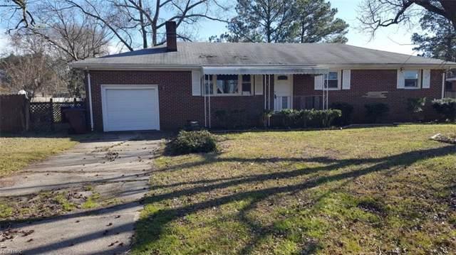 121 Thrasher Rd, Chesapeake, VA 23320 (MLS #10301723) :: Chantel Ray Real Estate