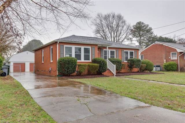 1514 Denton Dr, Hampton, VA 23664 (MLS #10301808) :: Chantel Ray Real Estate