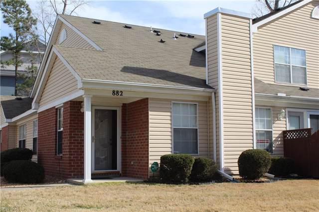 882 Miller Creek Ln, Newport News, VA 23602 (MLS #10301858) :: Chantel Ray Real Estate