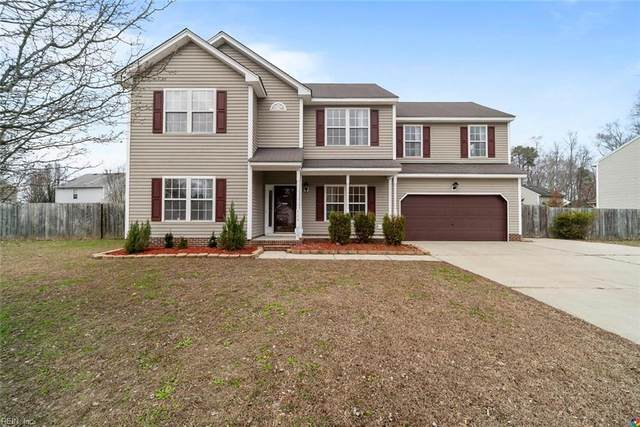 111 Cortland Ct, Suffolk, VA 23434 (MLS #10301864) :: Chantel Ray Real Estate