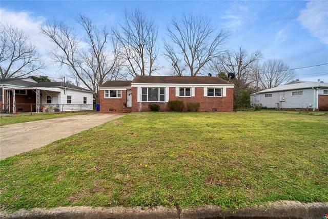 8412 Nathan Ave, Norfolk, VA 23518 (#10301871) :: Rocket Real Estate