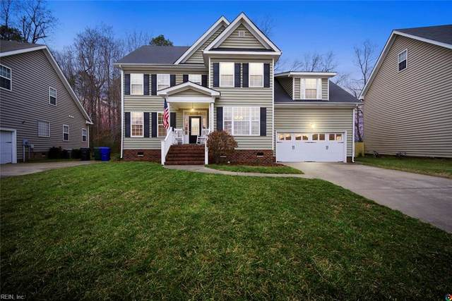 2008 Patrick Dr, Suffolk, VA 23435 (MLS #10301883) :: Chantel Ray Real Estate