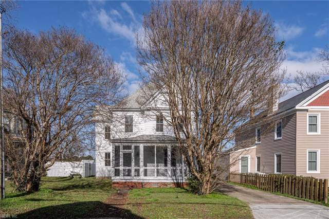 345 Creek Ave, Hampton, VA 23669 (MLS #10301905) :: Chantel Ray Real Estate