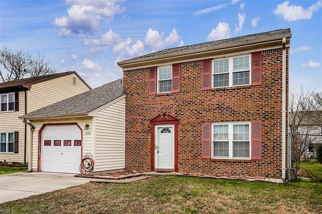 1820 Aquamarine Dr, Virginia Beach, VA 23456 (MLS #10301919) :: Chantel Ray Real Estate