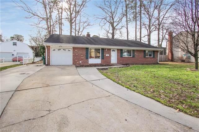 815 Olive Dr, Newport News, VA 23601 (MLS #10301966) :: Chantel Ray Real Estate