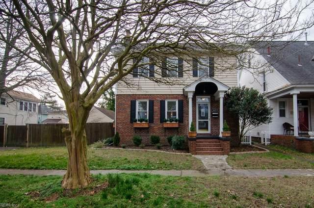 1619 Barron St, Portsmouth, VA 23704 (MLS #10302018) :: Chantel Ray Real Estate