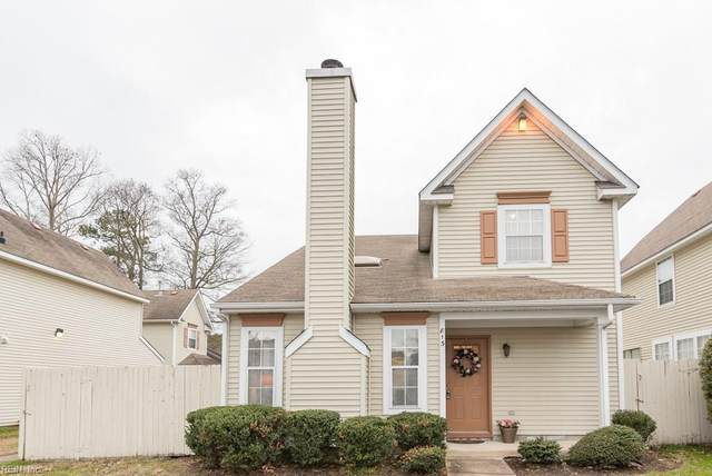 813 Player Ln, Newport News, VA 23602 (#10302021) :: Berkshire Hathaway HomeServices Towne Realty
