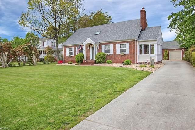 30 Church St, Poquoson, VA 23662 (MLS #10302028) :: Chantel Ray Real Estate