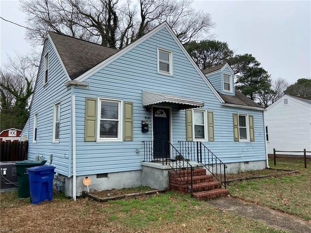 619 Lafayette Ter, Newport News, VA 23605 (#10302056) :: Atkinson Realty