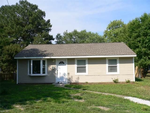 7408 Vernon Pl, Newport News, VA 23605 (MLS #10302059) :: Chantel Ray Real Estate