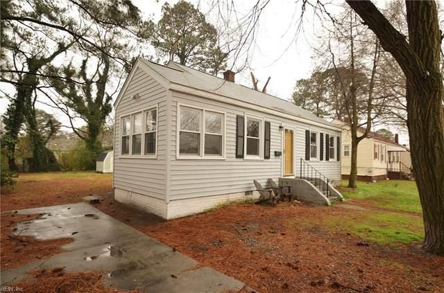 517 Forrest Ave, Norfolk, VA 23505 (MLS #10302062) :: Chantel Ray Real Estate
