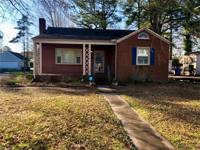 2401 Greenwood Dr, Portsmouth, VA 23702 (MLS #10302063) :: Chantel Ray Real Estate