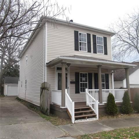 341 48th St, Newport News, VA 23607 (#10302130) :: Rocket Real Estate
