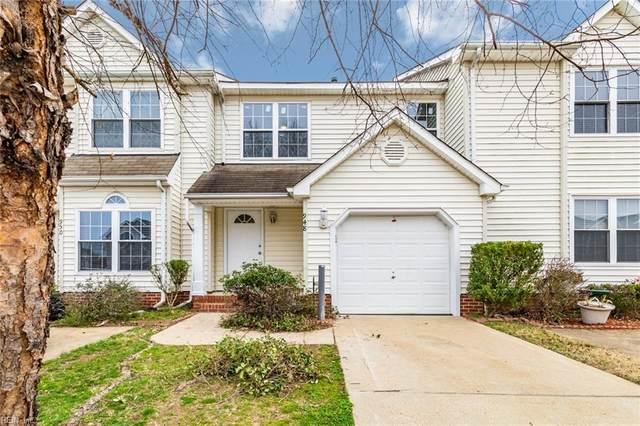 948 Allendale Dr, Hampton, VA 23669 (MLS #10302131) :: Chantel Ray Real Estate