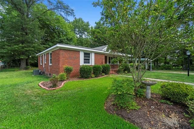 5704 W Norfolk Rd, Portsmouth, VA 23703 (MLS #10302154) :: Chantel Ray Real Estate