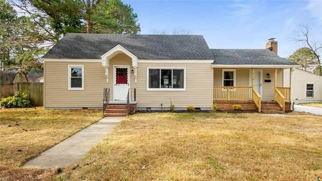 4118 Franklin St, Chesapeake, VA 23324 (MLS #10302165) :: Chantel Ray Real Estate