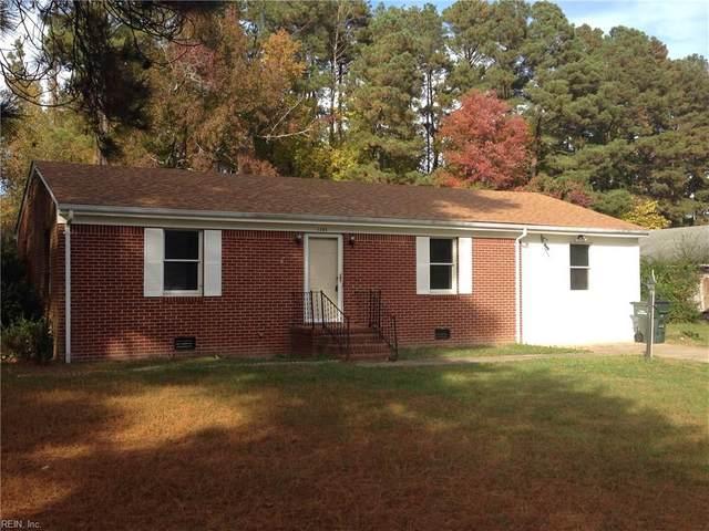 1280 Holland Rd, Suffolk, VA 23434 (MLS #10302185) :: Chantel Ray Real Estate