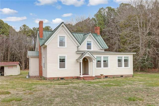 2771 New Point Comfort Hwy, Mathews County, VA 23109 (#10302206) :: Atlantic Sotheby's International Realty