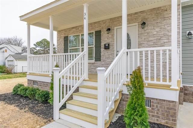 34 Ripley St, Newport News, VA 23603 (#10302216) :: Berkshire Hathaway HomeServices Towne Realty