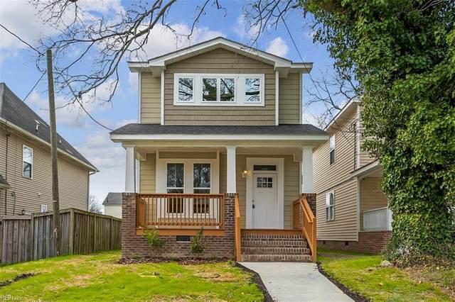 805 Thayor St, Norfolk, VA 23504 (MLS #10302232) :: Chantel Ray Real Estate