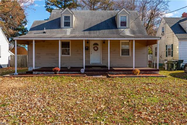 416 Catalpa Ave, Hampton, VA 23661 (#10302236) :: Kristie Weaver, REALTOR