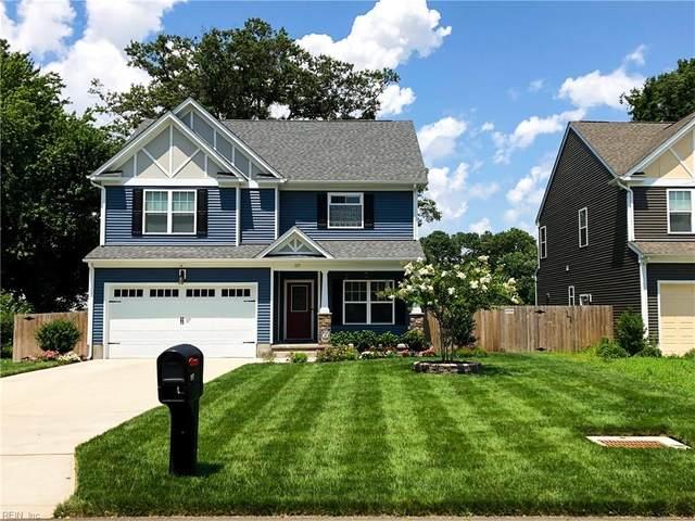 117 Groome Rd, Newport News, VA 23601 (#10302238) :: Atkinson Realty