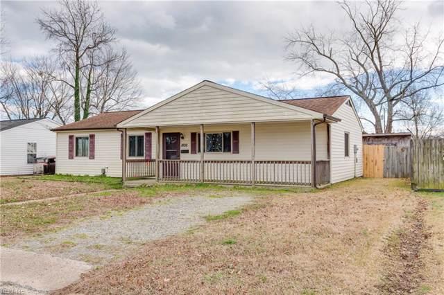 1806 Beall Dr, Hampton, VA 23663 (#10302242) :: Abbitt Realty Co.