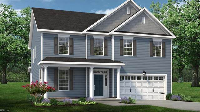 10 E Berkley Dr #38, Hampton, VA 23663 (MLS #10302245) :: Chantel Ray Real Estate