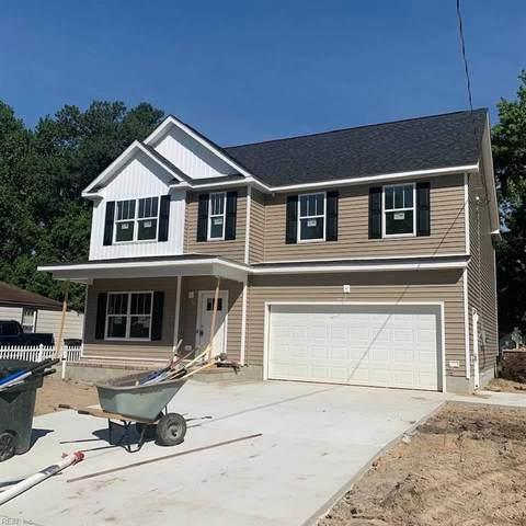 709 Pocahontas Pl, Hampton, VA 23661 (MLS #10302252) :: Chantel Ray Real Estate