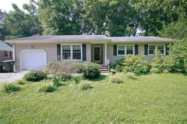 704 Seaford Rd, York County, VA 23696 (MLS #10302258) :: Chantel Ray Real Estate