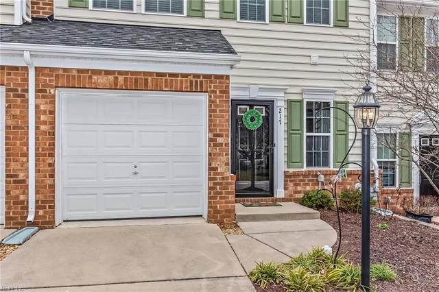 217 Emily Ln, York County, VA 23690 (MLS #10302261) :: Chantel Ray Real Estate