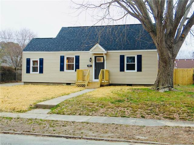 8462 Primrose St, Norfolk, VA 23503 (MLS #10302262) :: Chantel Ray Real Estate