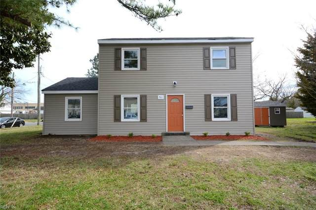 561 Madison St, Portsmouth, VA 23704 (MLS #10303298) :: Chantel Ray Real Estate