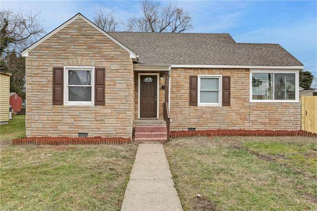 308 Pine Ave, Newport News, VA 23607 (#10303311) :: Encompass Real Estate Solutions