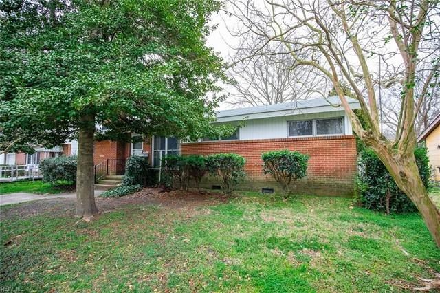 3319 W Weaver Rd, Hampton, VA 23666 (MLS #10303314) :: Chantel Ray Real Estate