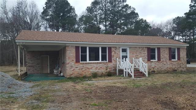 28138 Pretlow Rd, Southampton County, VA 23851 (MLS #10303326) :: Chantel Ray Real Estate
