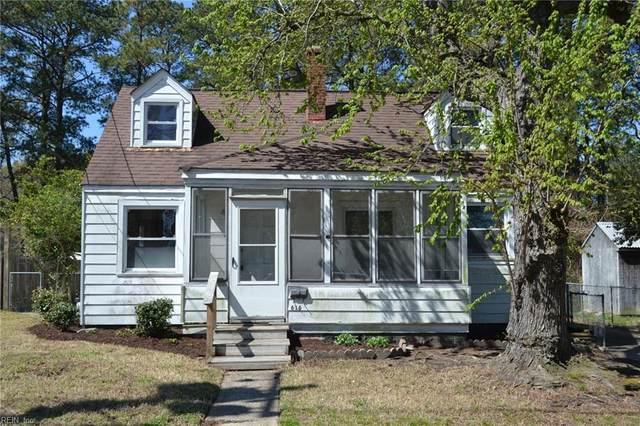 616 Surry St, Portsmouth, VA 23707 (MLS #10303340) :: Chantel Ray Real Estate
