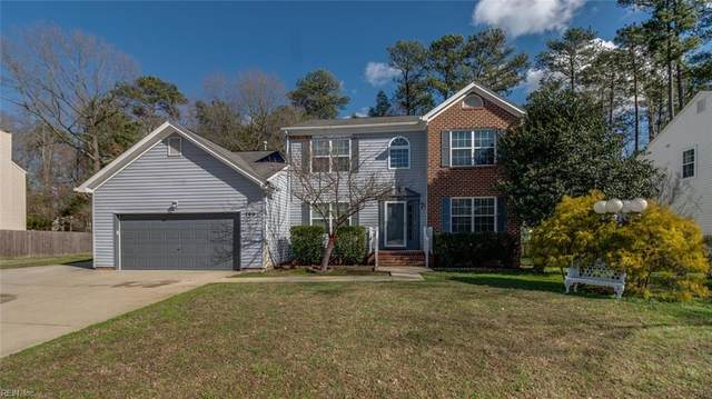 109 Hedgerow Ln, York County, VA 23693 (MLS #10303347) :: Chantel Ray Real Estate