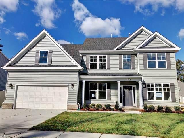2100 Shipping Ln, Chesapeake, VA 23323 (MLS #10303362) :: Chantel Ray Real Estate