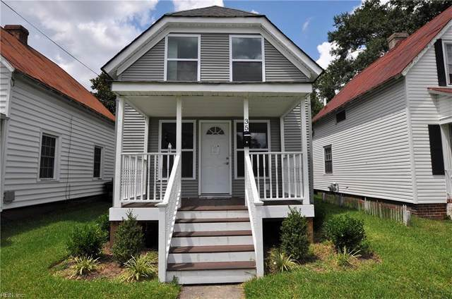 35 Manly St, Portsmouth, VA 23702 (MLS #10303407) :: Chantel Ray Real Estate