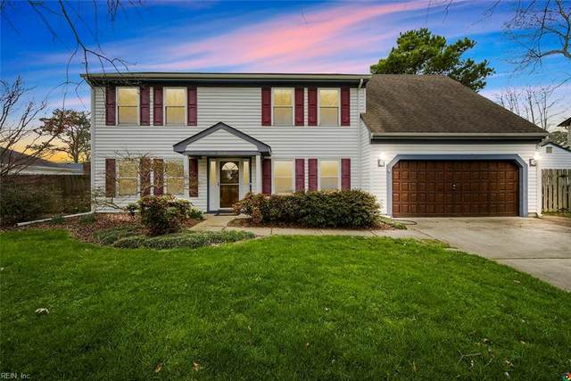 792 Old Cutler Rd, Virginia Beach, VA 23454 (#10303412) :: Kristie Weaver, REALTOR