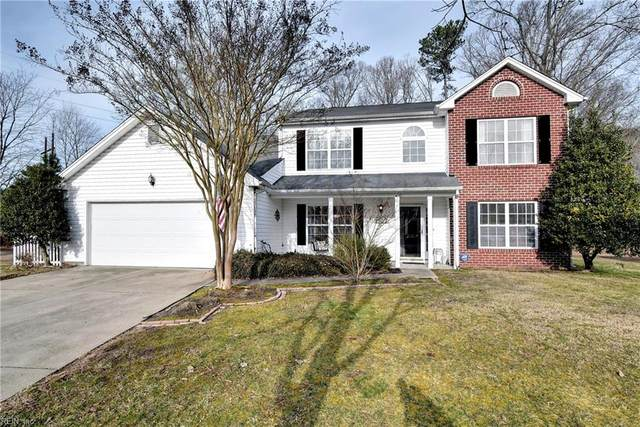 110 View Hallo Way, York County, VA 23693 (MLS #10303423) :: Chantel Ray Real Estate
