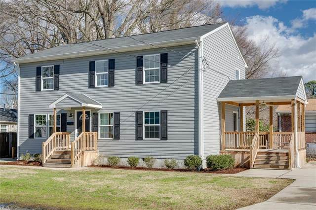 402 Greenbriar Ave, Hampton, VA 23661 (#10303438) :: Berkshire Hathaway HomeServices Towne Realty
