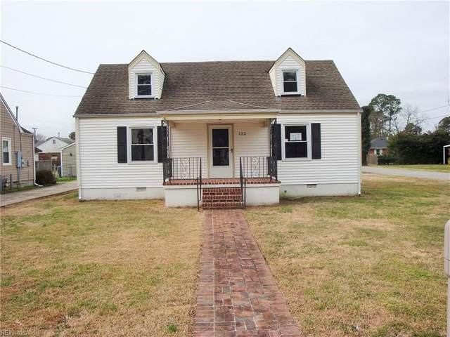122 Jacquelyn Dr, Portsmouth, VA 23701 (MLS #10303444) :: Chantel Ray Real Estate