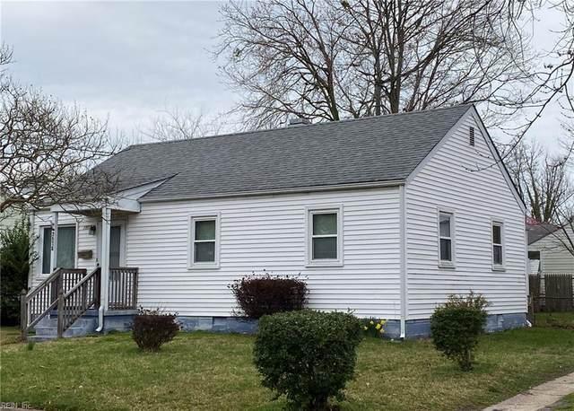 3512 Bessie St, Norfolk, VA 23513 (#10303463) :: Rocket Real Estate
