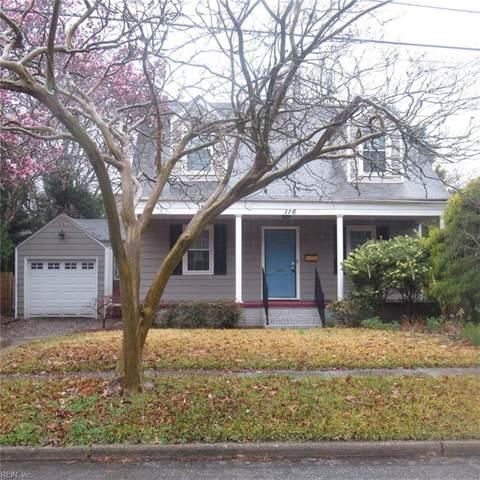 116 Conway Ave, Norfolk, VA 23505 (#10303531) :: Rocket Real Estate