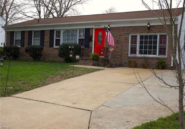 231 Mona Dr NE, Newport News, VA 23608 (MLS #10303557) :: Chantel Ray Real Estate