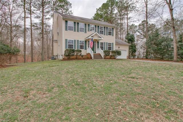 8119 Founders Mill Way, Gloucester County, VA 23061 (#10303563) :: Austin James Realty LLC