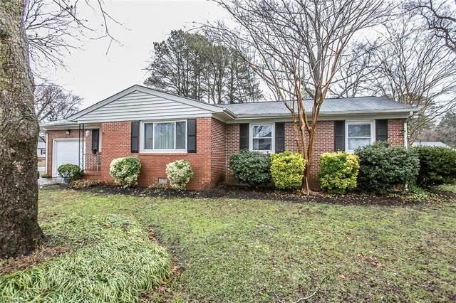 110 Telford Dr, Newport News, VA 23602 (MLS #10303592) :: Chantel Ray Real Estate
