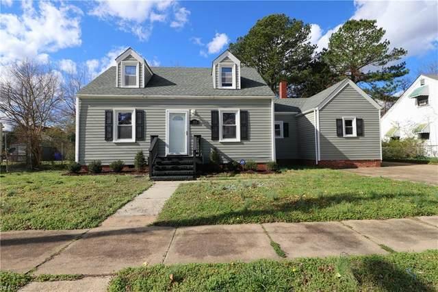 3855 Nansemond Cir, Norfolk, VA 23513 (MLS #10303596) :: Chantel Ray Real Estate